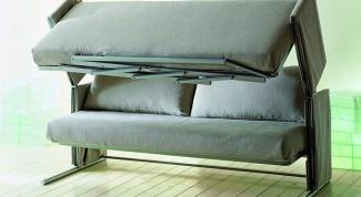 Мебель трансформер для оптимизации свободного пространства