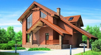 Projects brick houses