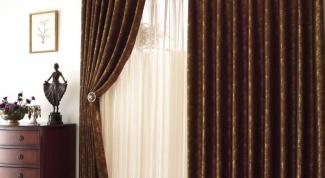 Выбираем дизайн штор для гостиной комнаты