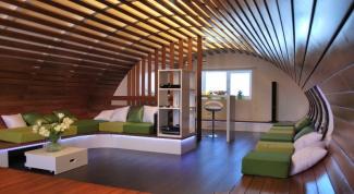 Проекты домов с мансардой - чердачным помещением для жилья