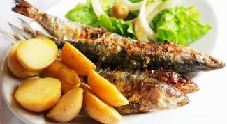Как приготовить сардины в маринаде