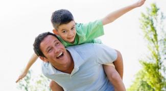 Как помочь сыну
