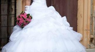 Как продать свое свадебное платье