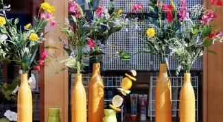 Как сделать вазу самому
