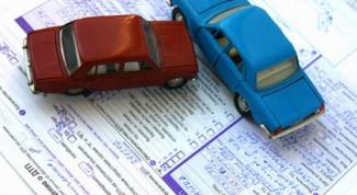 Действия при дорожно-транспортном происшествии