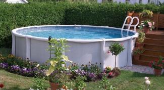 Как правильно установить бассейн