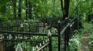 Как работают кладбища
