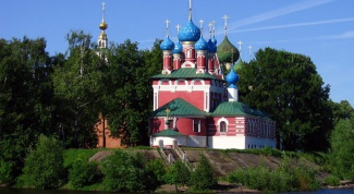 How to get to Uglich