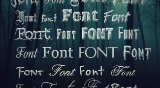 Where to insert fonts in Photoshop