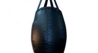 Как изготовить боксерский мешок