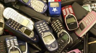 Куда сдать сотовый телефон