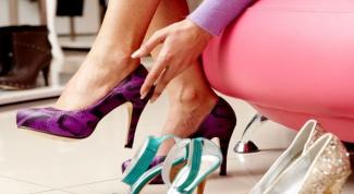 Почему вредно носить тесную обувь