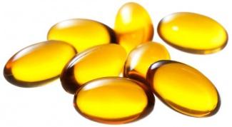 Как принимать витамин Е в масле