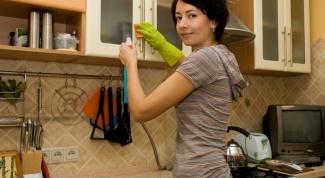 Как провести уборку в квартире