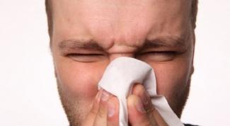 Как остановить сильное кровотечение из носа