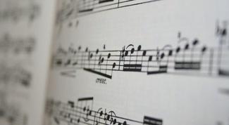 Как печатать ноты