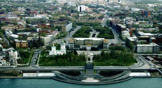 Where to go in Irkutsk with children