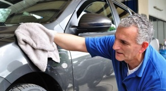 Как вымыть авто самому