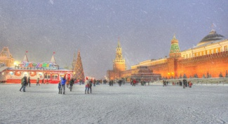 Куда пойти в Москве на Новый год
