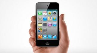 Как смотреть фильмы на ipod touch
