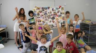 Как нарисовать стенгазету по русскому языку