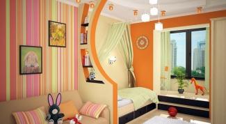 Как оформить комнату для разнополых детей