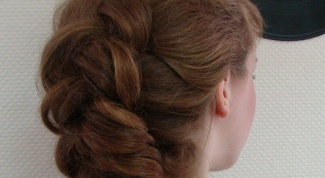 Как плести французскую косу наоборот