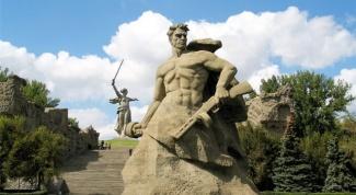 Where to go with children in Volgograd