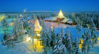 Куда поехать за границу на Новый год