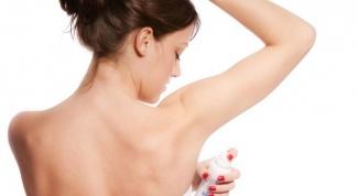 Как пользоваться дезодорантом