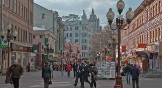 Куда сводить иностранца в Москве