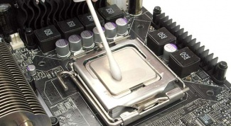 Where to apply thermal paste