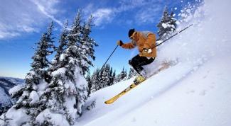 Куда поехать на горных лыжах