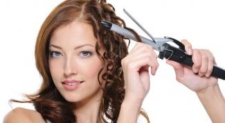 Как правильно накручивать волосы на плойку