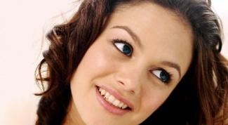 Как сделать синие глаза в Фотошопе