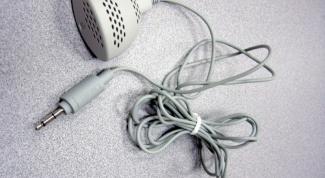 Куда втыкать микрофон