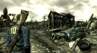 Как открыть консоль в Fallout 3