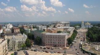 Куда пойти в Киеве погулять