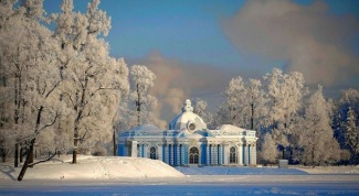 Where to go in the new year holidays in Russia