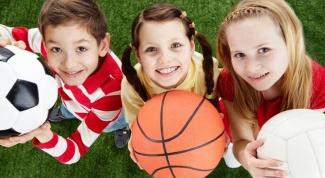 Куда отдать подвижного ребенка заниматься спортом