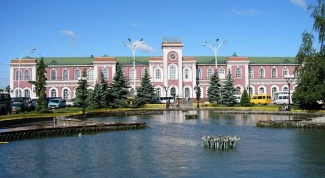 Where to go in Tambov