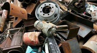 Where to take scrap metal