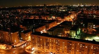 Куда поехать ночью в Москве