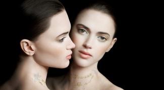 Как перенести рисунок  на кожу