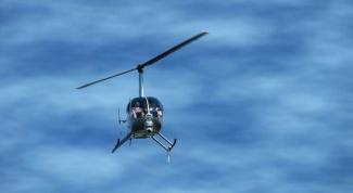 Как научиться летать на вертолете
