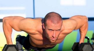 Как можно накачать мышцы за год