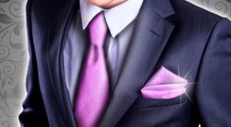 Как завязать галстук по-английски