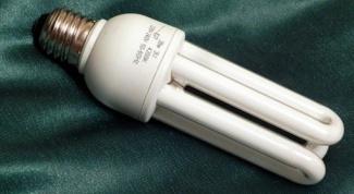 Куда выбрасывать энергосберегающие лампы