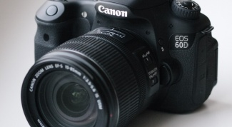 Как снимать на Canon