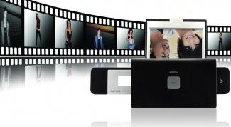 Как создать слайды из фотографий